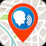海外旅行での英語、中国語会話をサポートするモバイルアプリ