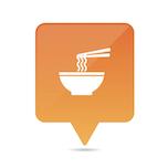 近くのラーメンを検索できるアプリ
